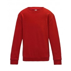 AWD sweater - Fire red
