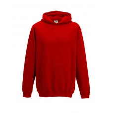 AWD hoodie - Fire red