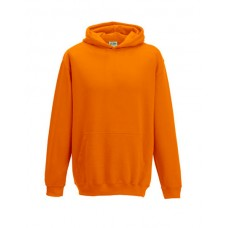 AWD hoodie - Orange crush