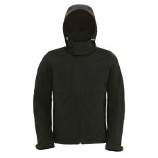 BCJM950 Hooded Softshell / men