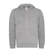 BCWM647 Hooded Full Zip Sweat / Men