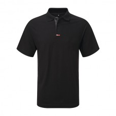 134 // Polo Shirt - Black