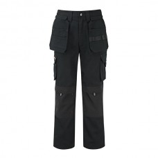 700 // Extreme work trouser - black - Size 40R