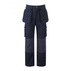 700 // Extreme work trouser - blue