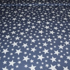 Jeany Stars - blauw - COUPON 1m30