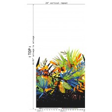 Tropical Madness Border